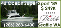 48 Ocean Super Sport for Sale - Hebert Yachts of Seattle WA